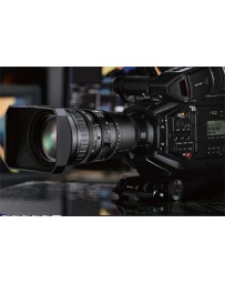 Fujinon LA16x8BRM 4K camera lens for Ursa broadcast