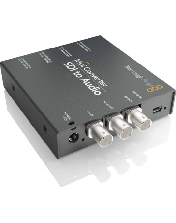 Mini Converter SDI 4k to Audio
