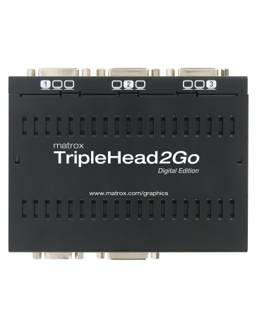 tripleHead2Go Digital