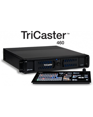 Tricaster 460 +460 cs bundle