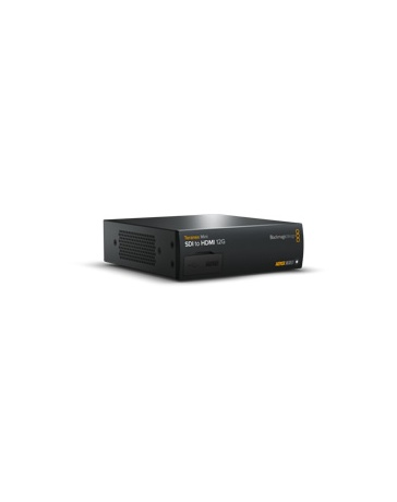 Teranex Mini - Audio to Optical 12G