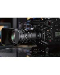 Fujinon LA16x8BRM + Ursa Broadcast