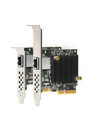 Solo10G SFP+ 10 Gigabit Ethernet 1-Port PCIe Card