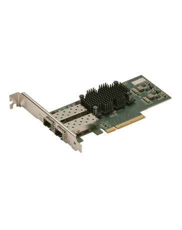 FastFrame NS12 LC SFP+ SR Optical Interface