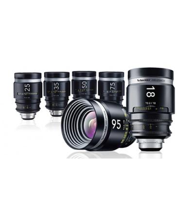 Xenon ff Prime 35 MM