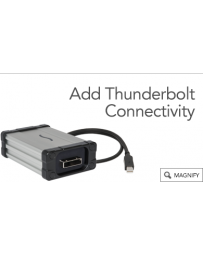Sonnet DX thunderbolt adapter