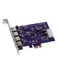 Allegro USB 4 port
