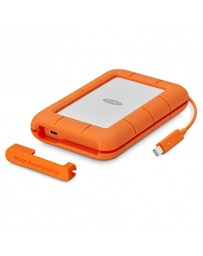 Rugged Thunderbolt & USB 3.0